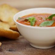 soep en broodjes